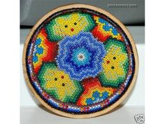 Holes in beads should be visible