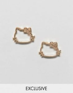 c5c23c6e5 532 Best Hello kitty earrings images in 2019 | Hello Kitty, Studs ...