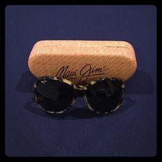 Maui Jim Accessories - Maui Jim sunglasses in tortoise