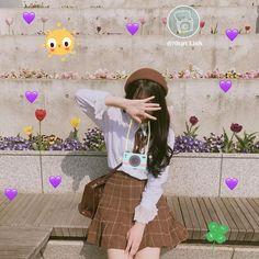 Pretty Korean Girls, Cute Asian Girls, Cute Girls, Korean Photography, Girl Photography Poses, Uzzlang Girl, Hey Girl, Korean Aesthetic, Aesthetic Girl