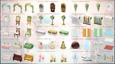 Map Layout, Animal Crossing Guide, Wedding Furniture, Happy Home Designer, All About Animals, Animal Games, Which One Are You, Wedding Season, Deco