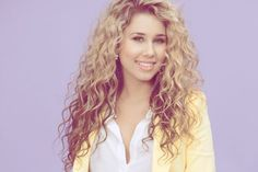 Seriously considering getting a perm like this.