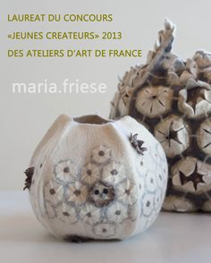 MARIA FRIESE - FIBER ARTIST - GERMANY/FRANCE