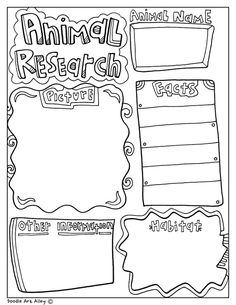 Fun printable, coloring Graphic Organizers at Classroom Doodles from Doodle Art Alley. Teaching Writing, Writing Activities, Teaching English, Teaching Kids, Teaching Map Skills, Social Studies Activities, Teaching Social Studies, Kindergarten Writing, Writing Lessons