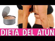 DIETA DEL ATÚN | BAJAR DE PESO RÁPIDO | YASMANY - YouTube