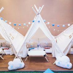Cabana para Festa do Pijama Locação Tenda Grande, Cabana, Cidades Do Interior, Hanging Chair, Toddler Bed, Furniture, Home Decor, Coming Out Party, Decorative Lighting