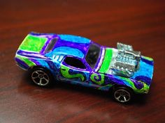 Design a Hot Wheels® Car—Staff Contest at The Children's Museum of Indianapolis- vote for your favorite on Facebook!