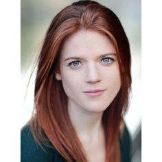 Rose Leslie ❤ liked on Polyvore featuring people and rose leslie