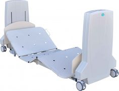 Floor Beds are designed for patients who need a high level of care. It can be lowered to floor level in order to prevent injuries due to falling.