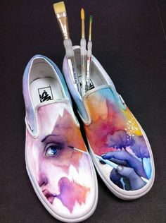 Vans Custom Culture 2013 by waywardmermaid ...