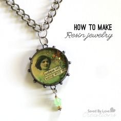 Making Jewelry With ICE Resin and Susan Lenart Kazmer Iced Enamels @savedbyloves @ICE Resin®