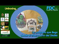 Reviews y unboxings | Llega un paquete del Jardín del Diablo - 007