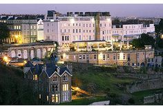 Beautiful Clifton... a suburb of Bristol, England- I've lived here!