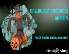 Keep calm Halloween is coming..Looking for Halloween costumes on rent . Hire costumes from RentSher on daily rental and save your time and money as we deliver to your doorstep. Visit us for more details  forBangalore - http://bit.ly/2e6aVUj  for Delhi - http://bit.ly/2dWvRAx