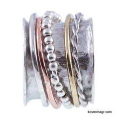 silver ring Silver Rings, Bracelets, Jewelry, Jewlery, Bijoux, Schmuck, Jewerly, Bracelet, Jewels