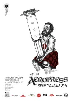 Scottish Aeropress Championships