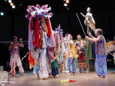 Peça de teatro para crianças acontece no dia 17 de agosto, sábado, às 15 horas.