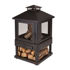 Trestle Outdoor Fire Pit
