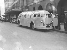 1935 Diamond T Texaco 'Doodlebug' - Google Search