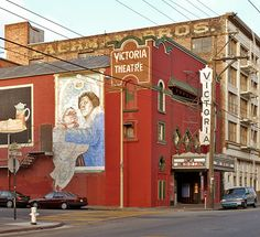 Victoria Theater  2961 16th Street Between Mission and South Van Ness