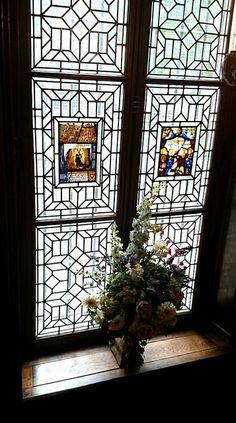 Window at Victor Hugo's house, Paris, Place des Vosges