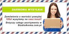 !!! UWAGA !!!  Z dumą i RADOŚCIĄ informujemy, że NASZA NOWA STRONA INTERNETOWA JUŻ JEST DO PAŃSTWA DYSPOZYCJI :D  Zobaczcie jak się dla Was... ODŚWIEŻYLIŚMY :)  ZAPRASZAMY: http://studioaroma.com.pl/ :)