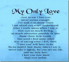 Anniversary Poems For Boyfriend 1