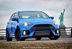 Were excited to see you again Big Apple. #FordNYIAS  #Ford #FocusRS #NYIAS #autoshow #fordperformance #NYC #newyork #empirestate
