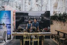 One Fine Day Sydney Wedding Fair Recap 2017 - One Fine Day Wedding Fair Wedding Fair, Wedding Show, Photography Booth, One Fine Day, Sydney Wedding, Magnolia, Backdrops, First Love, Folk