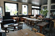 The Lansdowne pub london