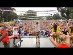 "ZUMBA dancing to ""FIREHOUSE"" w/Daddy Yankee - YouTube"