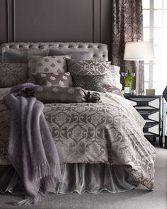 """Charleston"" Bed Linens http://rstyle.me/n/gidg5r9te"