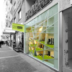 Uhrwerk (shop) | smartvoll Architekten ZT KG | Archinect