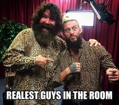 Mick Foley and Enzo Amore. Cool Instagram, Wwe T Shirts, Mick Foley, Catch, Wwe Girls, Wrestling Superstars, Wwe News, Wwe Wrestlers, Roman Reigns