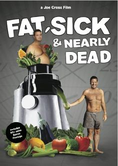 "Read ""Fat, Sick & Nearly Dead How Fruits and Vegetables Changed my Life"" by Joe Cross available from Rakuten Kobo. Joe Cross found himself, at age weighing a whopping 300 plus pounds, and on a daily diet of the steroid Prednisone t. Healthy Juices, Get Healthy, Healthy Recipes, Healthy Weight, Easy Recipes, Amazing Recipes, Healthy Man, Keeping Healthy, Healthy Smoothies"