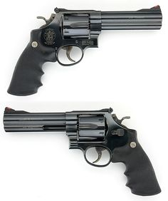 "Smith & Wesson 29 Classic - 5"" I have one of these beautiful guns. Find our speedloader now!  http://www.amazon.com/shops/raeind"