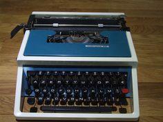 Underwood 315 Typewriter // Working by VintageRetroOddities