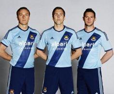 New West Ham Away Kit 2014 15