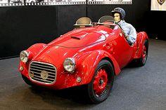 1947 Moretti Sport