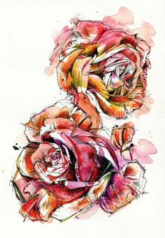 Rose, Rose Clipart, Hand Painted Roses, Cartoon Rose PNG Transparent Image and Clipart for Free Down Cartoon Rose, Rose Clipart, Plant Drawing, Drawing Art, Blooming Rose, Natural Forms, Skin Art, Beautiful Tattoos, Beautiful Roses