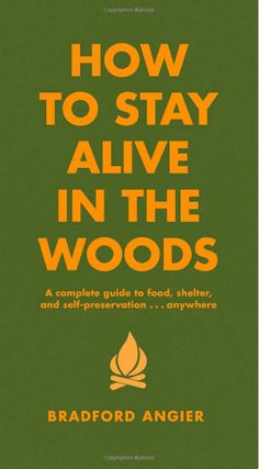 "Is your other half an outdoorsy type who loves adventures or just always on the move? If your answer is yes, ""How To Stay Alive In The Woods"" is a practical read and potentially indispensable manual for him next times he venturing into the great outdoors. The book is broken down into four essential sections: Sustenance, Warmth, Orientation and Safety because, you know, better safe than sorry.  Market Paperback"