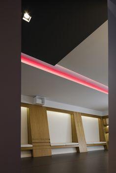 TAKIu0027S GYNECOLOGICAL CLINIC | V SHAPE #Waitingroom #Lightdesign  #Interiordesign #Glyfada #Athens