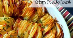 I about died when I saw a version of this recipe on Martha Stewart's website . I am a huge potato fanatic and these just looked stun...