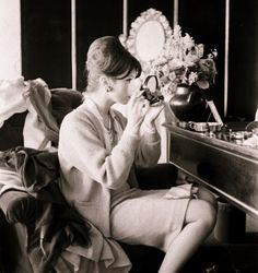 """yehyehgrace: """" Catherine Deneuve - 1961 - Life """""""