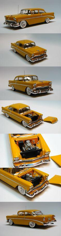 56 Chevy custom