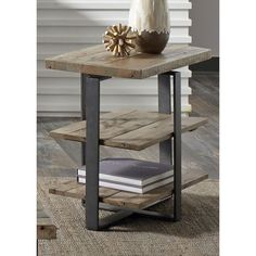 Baja Occasional Chair Side Table by Liberty Furniture at Adcock Furniture