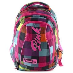 Školský batoh Pink 2v1