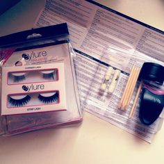 93d6e3bc5fe Eylure false eyelash review by one of our guest bloggers @Jan Howell Boo  Events.
