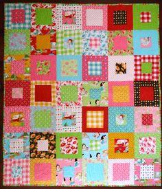 layer cake squares