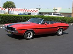 1970 Dodge Challenger.Find parts for this classic beauty at http://restorationpartssource.com/store/